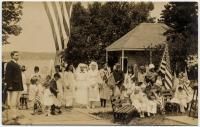 Fourth of July on Squirrel Island, 1918