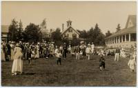 Young Boys' Race, Squirrel Island, ca. 1907
