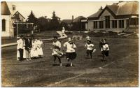 Footrace, Squirrel Island, ca. 1907
