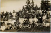 Squirrel Island youngsters, ca. 1910
