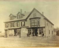 J.S. Ayer Store, Brewer