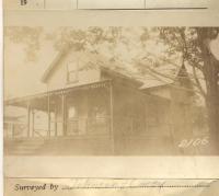 Collins property, Island Avenue, Long Island, Portland, 1924