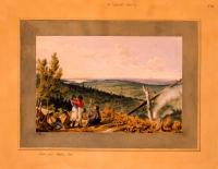 View from Station 212, Talcott survey, 1841