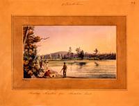 Mucalesa Mountain from Mucalesa Pond, Talcott Survey, 1841