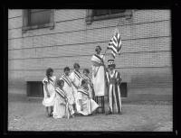 Portland Schools Americanization Classes, 1926