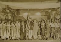 Ricker Classical Institute production, ca. 1926