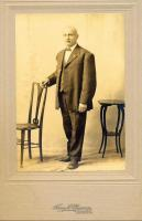 Alonzo Proctor Russell, Leeds, ca. 1900