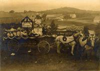 Keens Corner School grads, Leeds, 1901