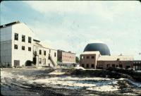 Gas Patch demolition, Lewiston, ca. 1960