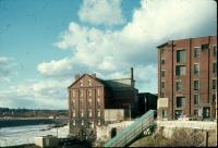 Cowan and Libbey Mills, Lewiston, ca. 1975