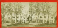Home of Captain Israel Snow, Rockland, ca. 1875