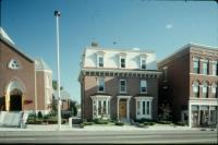 St. Joseph's rectory, Lewiston, ca. 1970