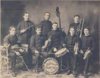 Schatzer's Concert Orchestra of Boothbay Harbor, ca. 1915