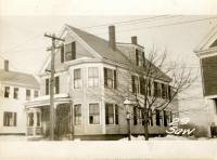 29 Sawyer Street, Portland, 1924