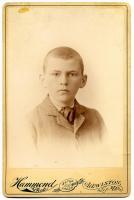 Daniel Frank Davis Russell, ca. 1889