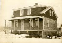 Dwelling, Sixth Street, Portland, 1924