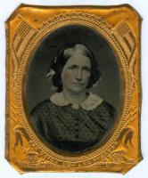 Nancy Morang Burgess, Belfast, ca. 1864