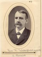 George H. Wakefield, South Berwick, 1880