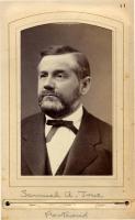 Samuel A. True, Portland, 1880