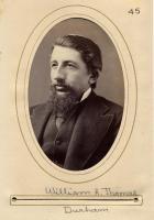 William. H. Thomas, Durham, 1880