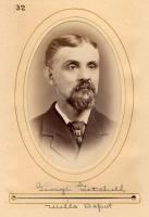 George Getchell, Wells, 1880