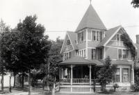 Edward E. Hussey Home, Sanford, ca. 1910