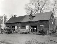 Orrin Roberts' Blacksmith Shop, Sanford