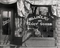 Millinery Shop, Sanford, ca. 1912