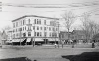 Leavitt Block, Sanford Square