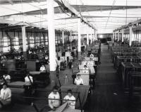 Women employees, Sanford Mills, circa 1910