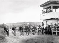 Bicycle Race at Oak Grove Park, Springvale