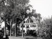 Kate Douglas Wiggin residence, Hollis, ca. 1900