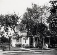 Queen Anne Style House, Sanford, ca. 1910