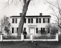 Federal Style House, circa 1895