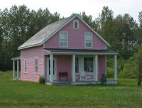 Sirois House, Van Buren, ca. 1900