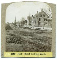 Park Street looking west, Rockland, ca. 1875