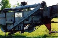 1926 McCormack Threshing Machine