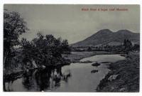 Webb River & Sugar Loaf Mountain, Dixfield, ca. 1900