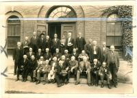 Waldo County Veterans Association, Belfast, ca. 1920