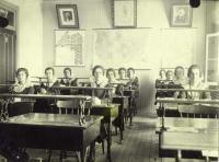 Classics Class, St. Agatha, 1924
