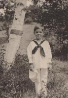 John Lucas Towle, Dixfield, ca. 1920