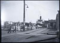 Steamship 'Virginia,' Boothbay Harbor, 1934