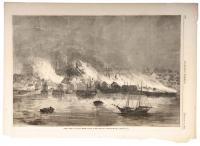 Fire, Belfast, 1865
