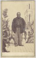 Henry Daniels, Portland, 1861