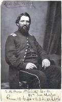 Sylvanus B. Bean, Brownfield, ca. 1861