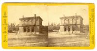 Post Office and Customs House, Belfast, ca. 1875