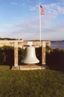 Wood Island Bell, Biddeford, 2001