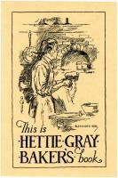 Hettie Gray Baker bookplate, ca. 1925