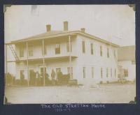 The Stratton House, Norcross, ca. 1897