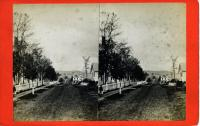 Pacific Street looking north, Rockland, ca. 1875